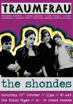 Poster 8 - Shondes in October 2012