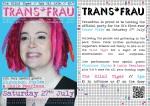 Flyer 17 - Trans* Pride - July 2013