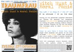 Flyer 20 - October 2013 // Featured in Queer in Brighton Anthology